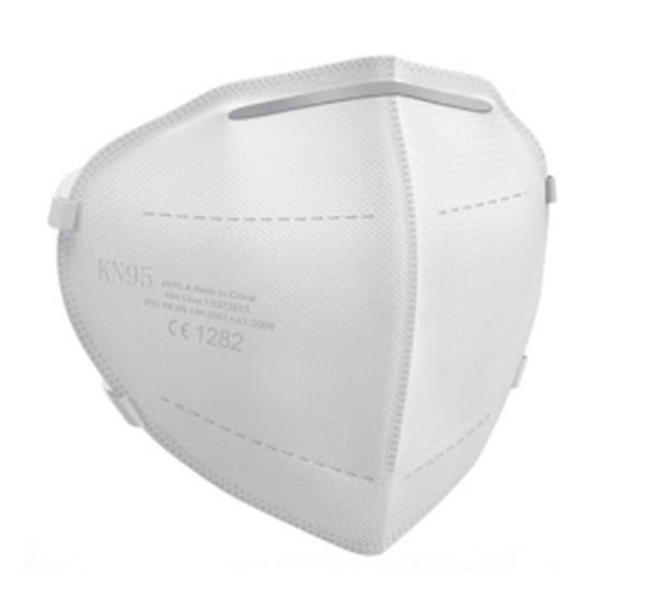 5 Stück Atemschutzmaske Mund-Nasenschutz FFP2-Maske