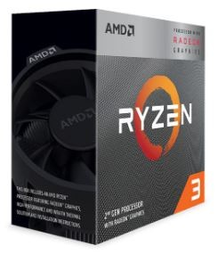 CPU AMD Ryzen 3 3200G Box 4Ghz