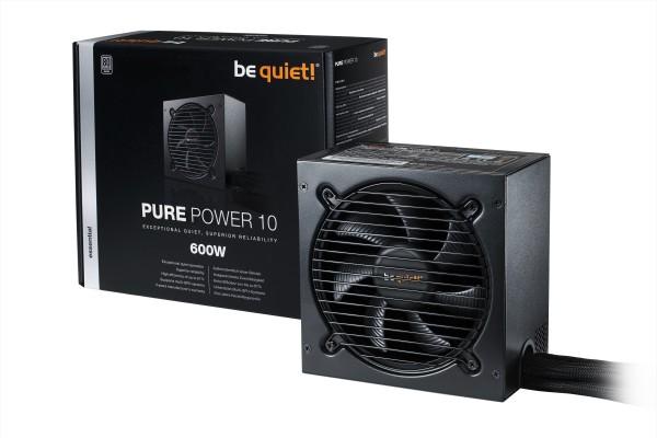 Computer-Netzteil BeQuiet PurePower 600