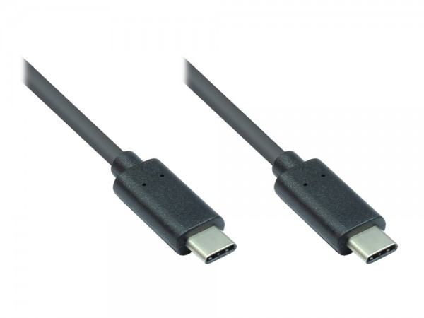USB 3.1 Kabel Typ-C Stecker an Typ-C Stecker 1,8M