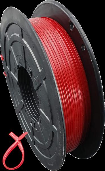 KAB Kabelbinder Twistband rot 50Meter