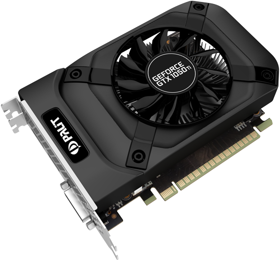 Palit Geforce GTX1050-TI 4GB