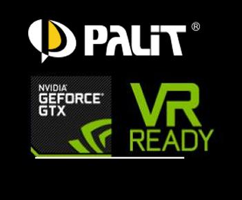 Palit Geforce GTX1070 8GB Gaming Grafikkarte