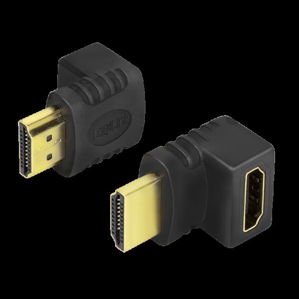 Logilink AH0007 Adapter HDMI 90° gewinkelt