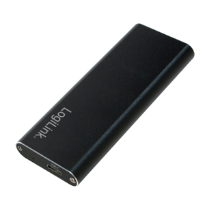 Logilink UA0314 USB 3.1 Gen2 Gehäuse für M.2 SATA SSD